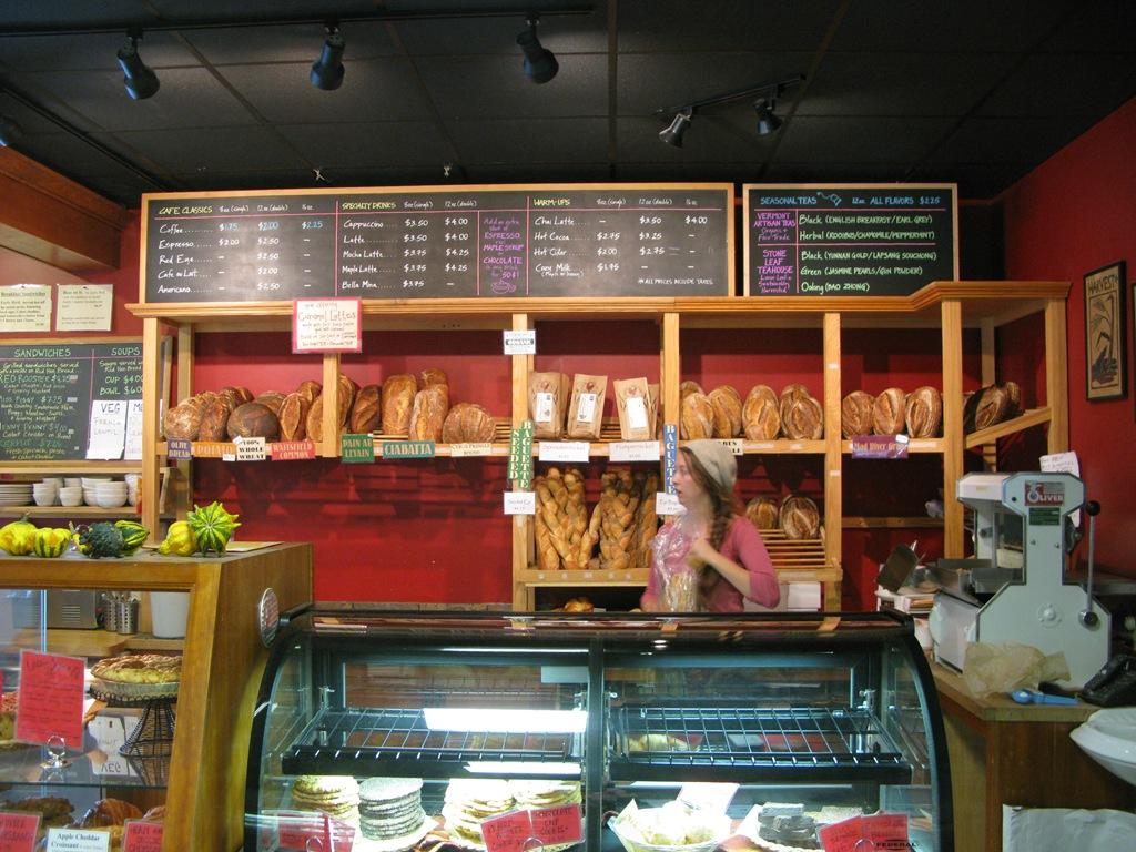 Sticky Buns Bakery And Cafe Vermont